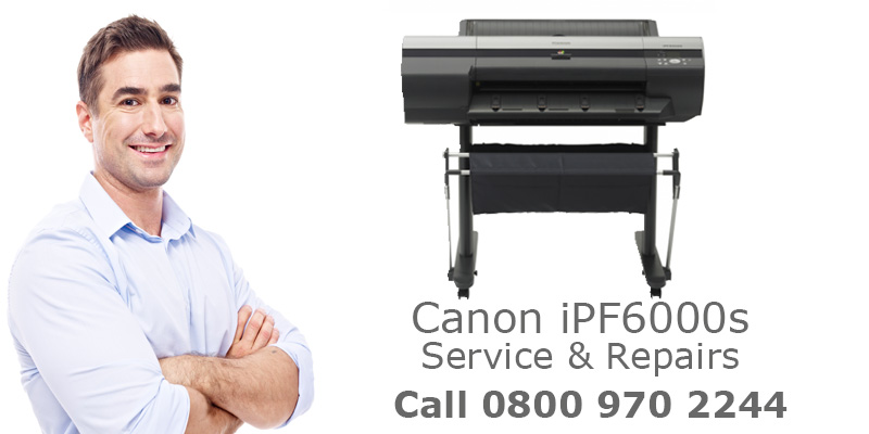 canon ipf6000s printer repair