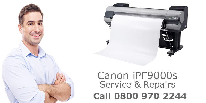 CANON IPF9000S PRINTER REPAIR SERVICE
