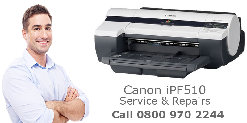 canon ipf510 printer repair service