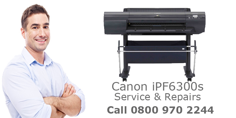 canon ipf6300s printer repair