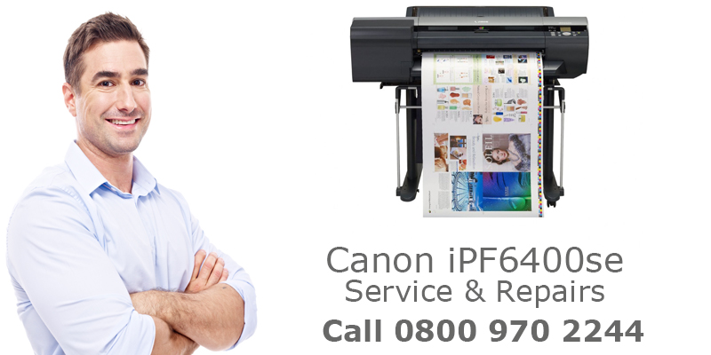 canon ipf6400se printer repair service