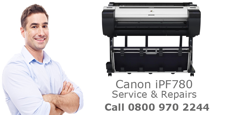 canon ipf780 plotter repair service