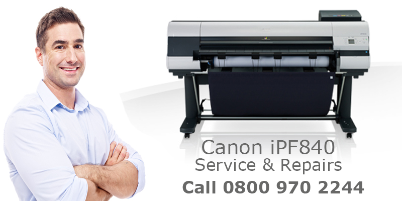 canon ipf804 printer repair